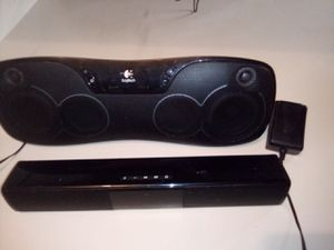 2 bluetooth speakers for Sale in Sprouses Corner, VA