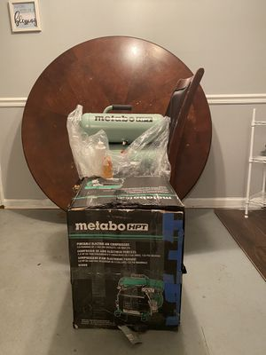Brand new 2hp 4gallon for Sale in West Columbia, SC