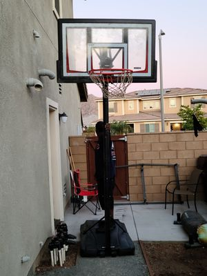Basketball hoop for Sale in Menifee, CA