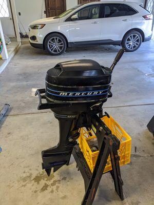 9.8hp Mercury outboard for Sale in Conklin, MI