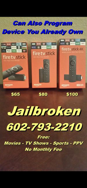 fire Tv Stick for Sale in Mesa, AZ