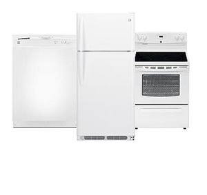 Kenmore white kitchen appliances for Sale in Columbus, OH