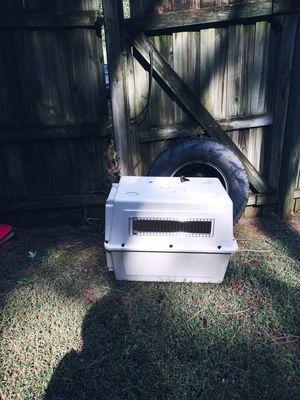 Lg dog.cage for Sale in Lawrenceville, GA