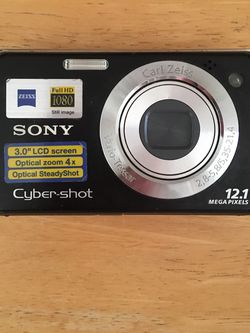 Sony Cyber-shot Camera for Sale in Stoughton,  MA