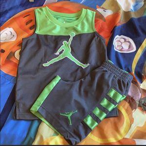 Toddler Boys Jordan Short Set for Sale in Chandler, AZ