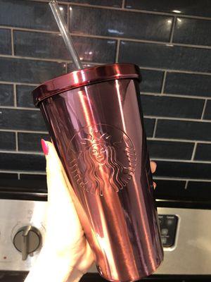 2016 Starbucks Berry Pink Tumbler for Sale in San Antonio, TX