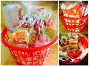 Elmo baby shower basket for Sale in Brandon, FL