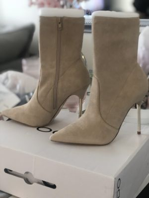 Aldo High heel boot size 7 for Sale in Miami, FL