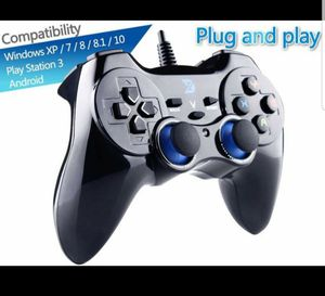 ZD-V+ USB Wired Gaming Controller Gamepad For PC/Laptop Computer for Sale in Riverside, CA
