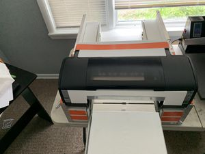 High quality work horse diy dtg direct to garment epson 1400 printer for Sale in Cleveland, OH