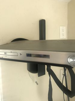DVD player with wall mounting Track for Sale in Anaheim,  CA