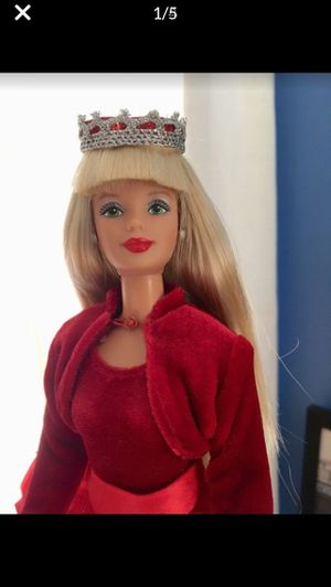 Scammers STAY away. $35. JUST REDUCED!! Barbie doll, impeccable condition for Sale in Brooklyn, NY
