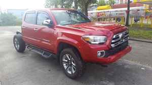 2018 Toyota Tacoma Limited 4x4 for Sale in Hialeah, FL