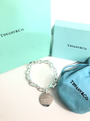 Tiffany and co bracelet for Sale in Harwood, MD