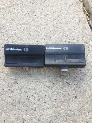 Replacement Garage Door Openers. LiftMaster ($10/ea) for Sale in Salt Lake City, UT