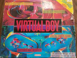 Nintendo virtual boy for Sale in Spout Spring, VA
