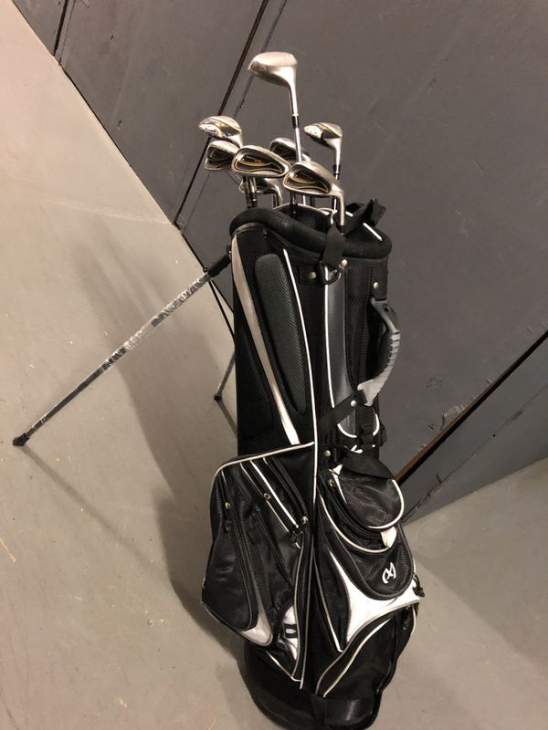Used Golf Clubs.