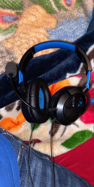 Turtle beach headset for Sale in Fort Worth, TX