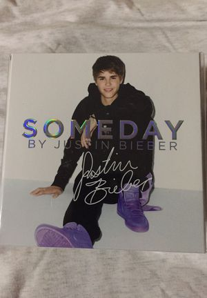 Someday Justin Bieber perfume for Sale in San Diego, CA