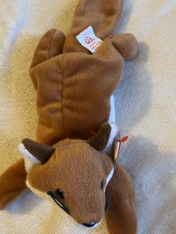 TY Beanie Babies Sly The Fox 1996 for Sale in Morgan Hill,  CA