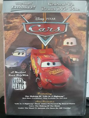 Cars DVD for Sale in Temecula, CA