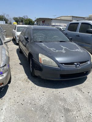 2004 HONDA ACCORD for Sale in San Bernardino, CA