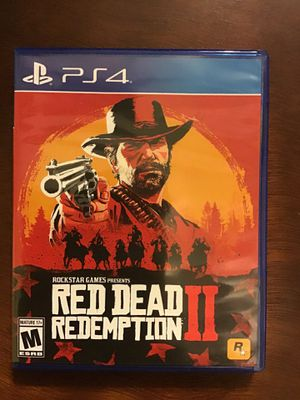 Red Dead Redemption 2 for Sale in Detroit, MI