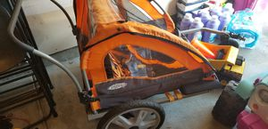 Instep double bike trailer for Sale in HILLTOP MALL, CA