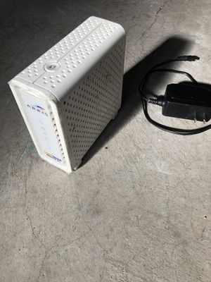 Arris Surfboard SB6190 Cable Modem Router for Sale in Rialto, CA