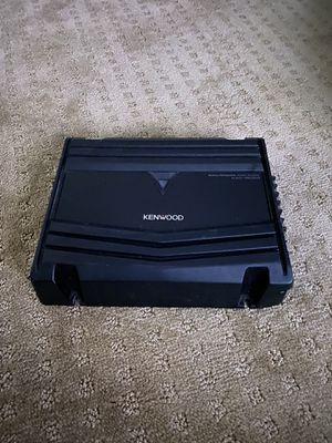 Kenwood Amplifier for Sale in Lakeside, CA