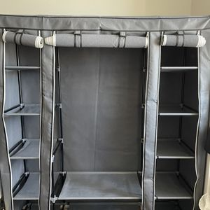 Closet Organizer Wardrobe Closet Portable Closet shelves, Closet Storage Organizer with Non-woven Fabric, Quick and Easy to Assemble, Extra Strong and for Sale in Queens, NY