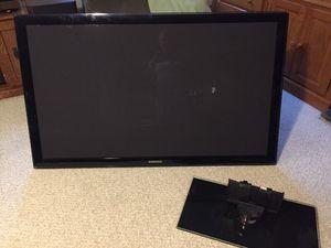 """58"""" Samsung Plasma TV for Sale in Buffalo Grove, IL"""