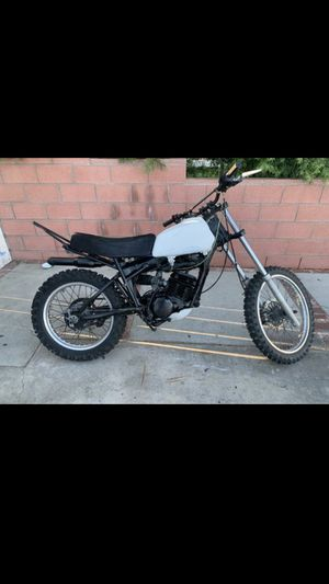 Yamaha 175cc dirt bike for Sale in Compton, CA
