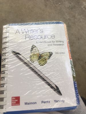 A writers choice book for Sale in Fort Worth, TX