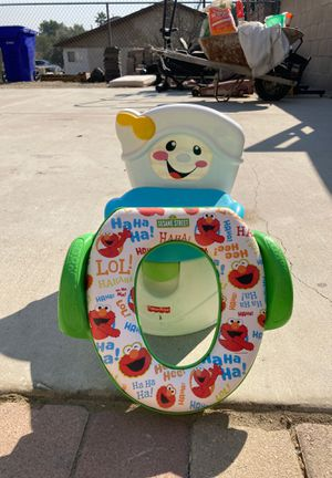 2 toddlers potty training seat and toilet for Sale in Fontana, CA