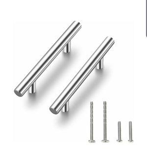 New Stainless steel Kitchen Handles 6in 15pk for Sale in Winter Garden, FL