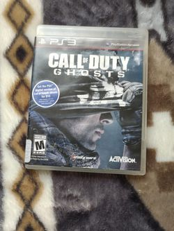 PS3 Call Of Duty Ghosts PS3. $5 for Sale in Pompano Beach,  FL