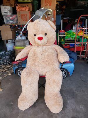 Teddy bear very good condition for Sale in Rialto, CA