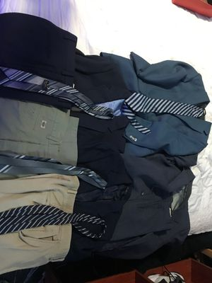 Dress clothes and shorts size 36-38 for Sale in Richardson, TX