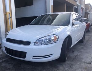 2007 Chevy Impala LS $2400 OR BEST OFFER for Sale in Miami, FL