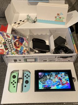 Animal Crossing Special Edition Nintendo Switch  for Sale in Denver, CO