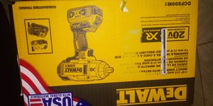 Dewalt impact wrech 20v kit XR brushlees for Sale in Woodbridge, VA