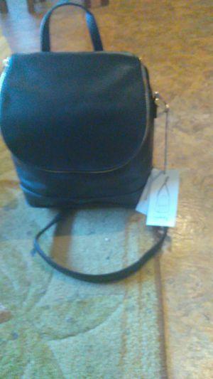 Black crossbody/ backpack BRAND NEW for Sale in Orlando, FL