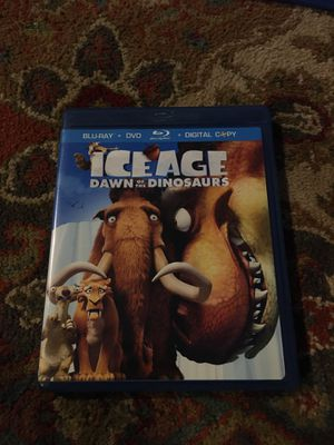Ice Age Blu-ray And DVD for Sale in Chicago, IL