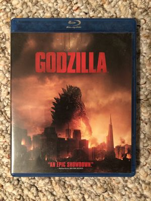 Godzilla blu-ray dvd for Sale in Webster, NY