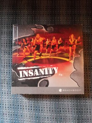 Insanity beachbody for Sale in Georgetown, KY