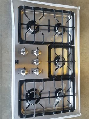 Brand new Kenmore 36inch gas/propane cooktop for Sale in Lynnwood, WA