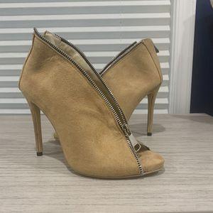 Tan Suede Heels for Sale in Fairfax, VA