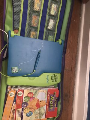 Leap Frog Leap Pad / toy kids child boy girl for Sale in Pittsburgh, PA