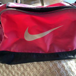 Hot Pink Nike Duffle Bag Girls Medium for Sale in Phoenix, AZ